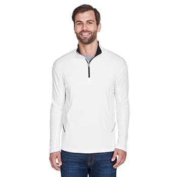Men's Cool & Dry Sport Quarter-Zip Pullover