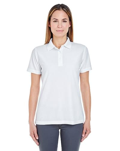 Ladies' Cool & Dry Pebble-Knit Polo