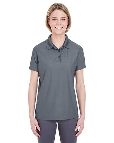 Ladies' Cool & Dry Box Jacquard Performance Polo