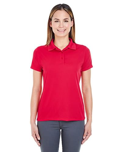 Ladies' Cool & Dry Jacquard Performance Polo