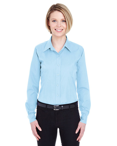 Ladies' Easy-Care Broadcloth