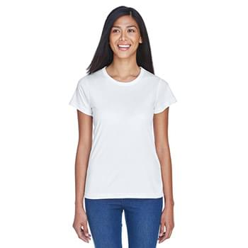 Ladies' Cool & Dry Sport Performance InterlockT-Shirt