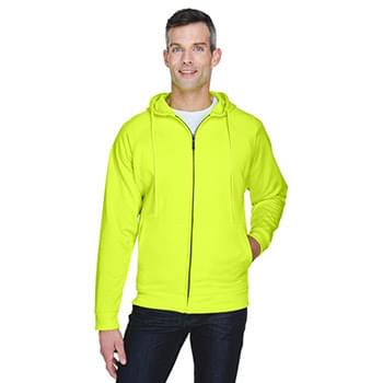 Adult Rugged Wear Thermal-Lined Full-Zip Hooded?Fleece