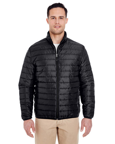 Adult Quilted Puffy Jacket