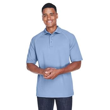 Men's Eperformance Ottoman Textured Polo