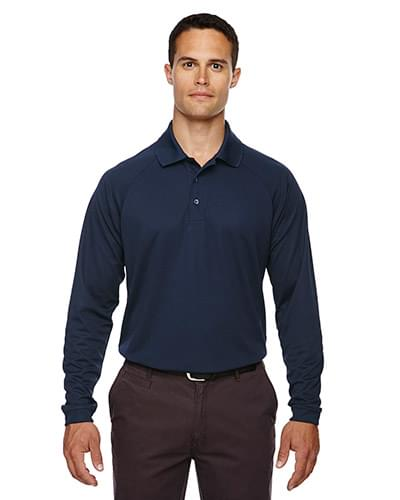 Eperformance? Men's Long-Sleeve Piqu? Polo