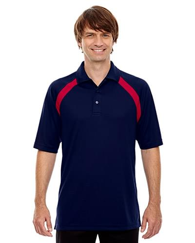 Eperformance Men's Colorblock Piqu  Polo