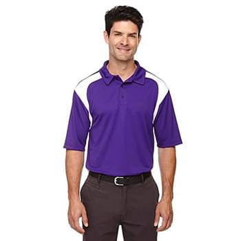 Men's Eperformance? Colorblock Textured Polo
