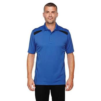 Men's Eperformance? Tempo Recycled Polyester Performance Textured Polo