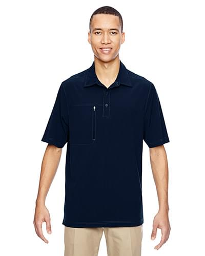 Men's Excursion Crosscheck WovenPolo