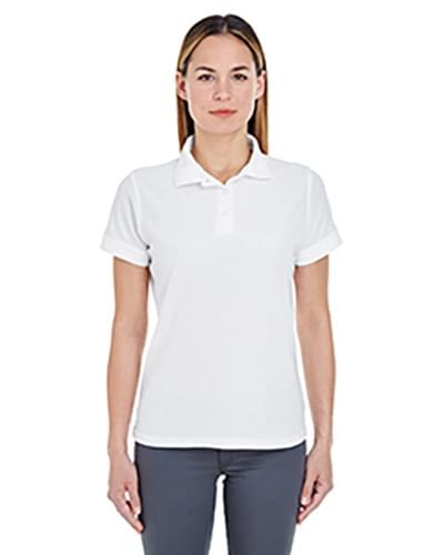 Ladies' Basic Blended Piqu Polo