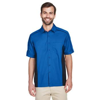Men's Fuse Colorblock Twill Shirt