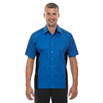 Men's Tall Fuse Colorblock Twill Shirt