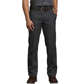 Men's FLEX Slim Fit Straight Leg Work Pant