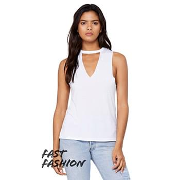 Fast Fashion Ladies' Cut Out Tank