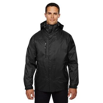 Adult Performance 3-in-1 Seam-Sealed Hooded Jacket