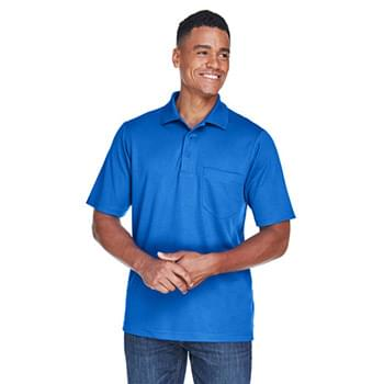 Men's Origin Performance Piqu? Polo with Pocket