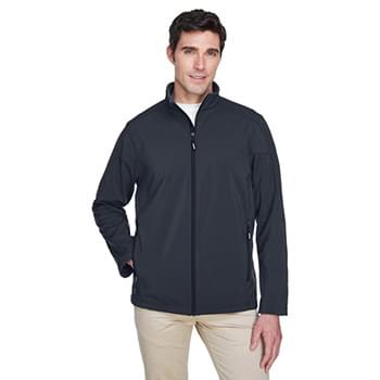 Men's Cruise Two-Layer Fleece Bonded SoftShell Jacket