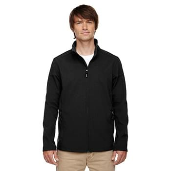 Men's Tall Cruise Two-Layer Fleece Bonded SoftShell Jacket