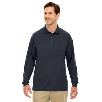 Men's Tall Pinnacle Performance Long-Sleeve Piqu? Polo