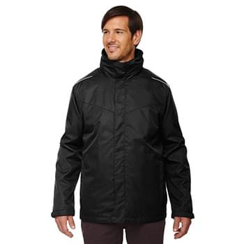 Men's Tall Region 3-in-1 Jacket with FleeceLiner