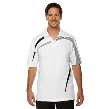 Men's Impact Performance Polyester Piqu? Colorblock Polo