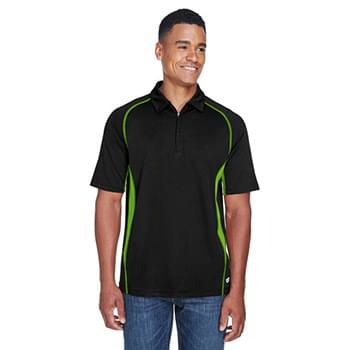 Men's Serac UTK cool-logik? Performance Zippered Polo