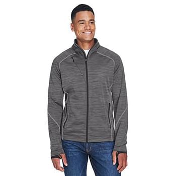 Men's Flux Mlange Bonded Fleece Jacket