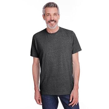 Adult 5.2 oz., Snow Heather T-Shirt