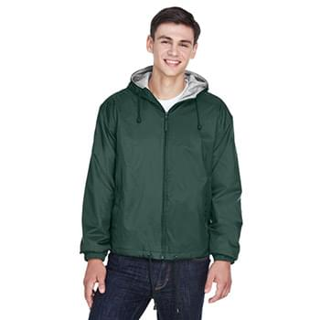 Adult Fleece-Lined Hooded?Jacket