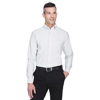 Men's Classic Wrinkle-Resistant Long-Sleeve Oxford