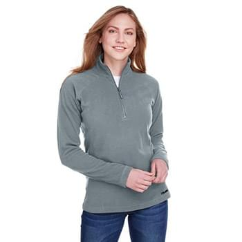 Ladies' Rocklin Fleece Half-Zip