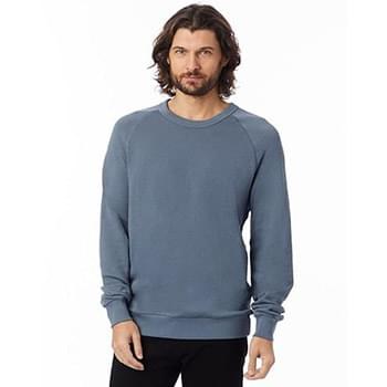 Unisex 6.5 oz., Champ Washed French Terry Crewneck Sweatshirt
