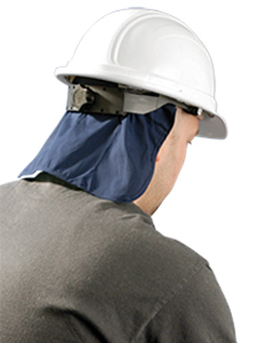 Unisex Miracool Hard Hat Pad with Shade