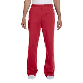 Adult 8 oz. NuBlend Open-Bottom Fleece Sweatpants