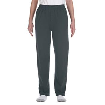 Youth 8 oz. NuBlend? Open-Bottom Fleece Sweatpants