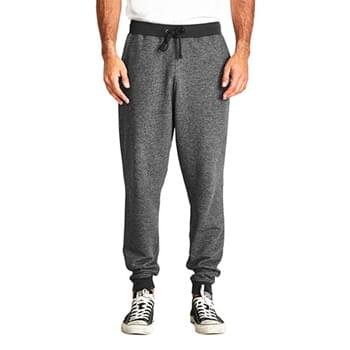Men's Denim Fleece Jogger Pant