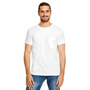Adult Lightweight Pocket T-Shirt