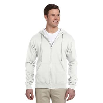 Adult 8 oz. NuBlend Fleece Full-Zip Hood