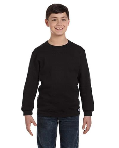 Youth Dri-Power Fleece Crew
