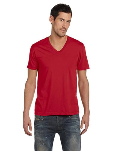 Men's Basic V-Neck T-Shirt