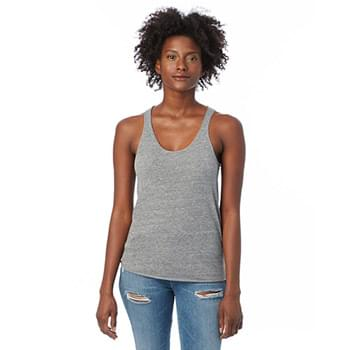 Ladies' Meegs Racerback Eco-Jersey Tank