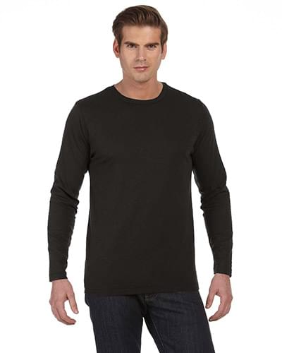 Men's Joey Slub Long-Sleeve Crew