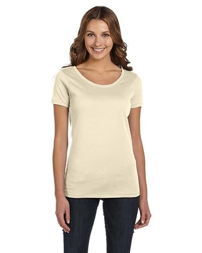 Ladies' Organic Scoop Neck T-Shirt