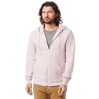 Unisex Rocky Eco-Fleece ZipHoodie
