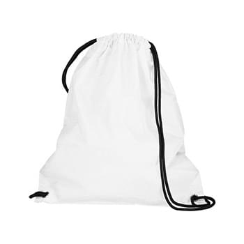 PVC Coating Cinch Bag