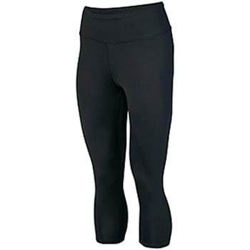 Ladies' Hyperform Compression Capri Pant