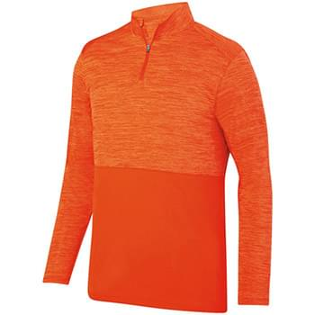 Adult Shadow TonalHeather Quarter-Zip Pullover
