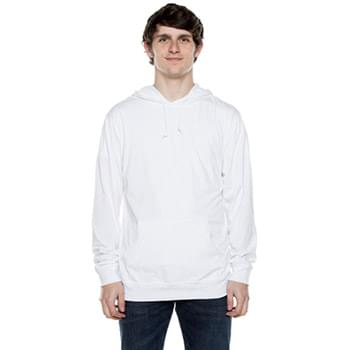 Unisex 4.5 oz. Long-Sleeve Jersey Hooded T-Shirt