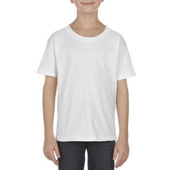 Youth 5.1 oz., 100% Soft Spun Cotton T-Shirt